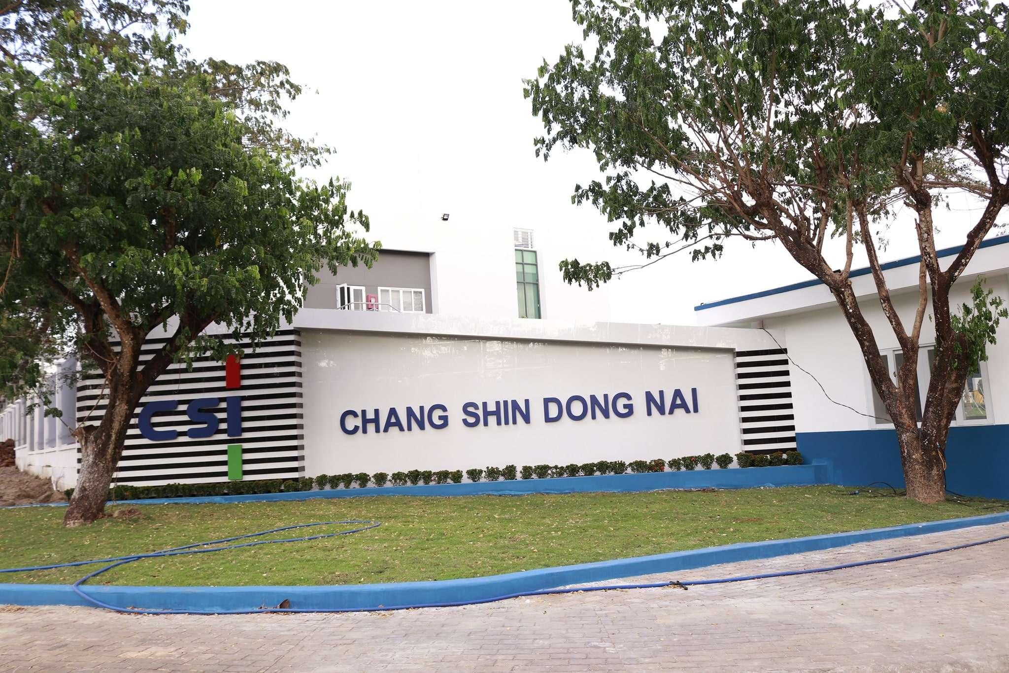 Công ty TNHH Changshin Việt Nam