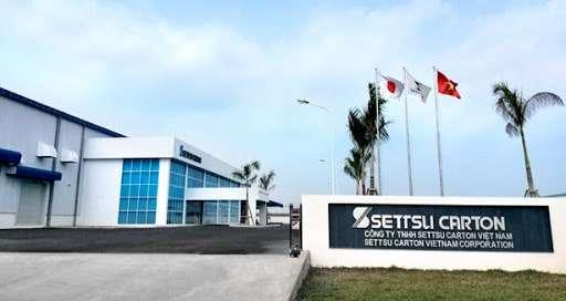 Công ty TNHH Settsu Carton Việt Nam tuyển dụng làm tại KCN Long Đức